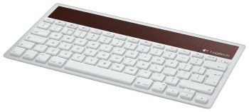 Logitech Wireless Solar Keyboard K760 for Mac, iPad, iPhone