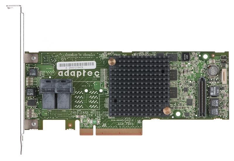 Adaptec KONTROLER RAID SAS/SATA 7805 6Gb 8p SGL