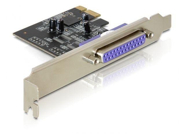 DeLOCK Karta PCI Express->LPT(DB25)