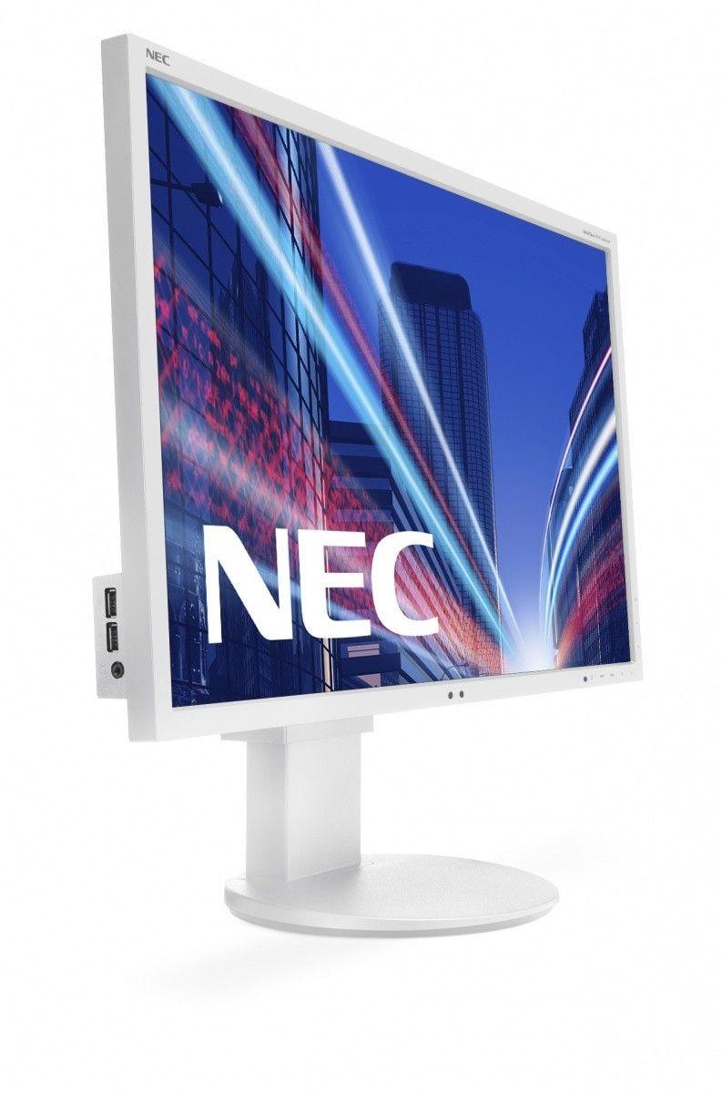 NEC Monitor EA244WMi 24.1inch, IPS, DVI/DP/HDMI/USB, głośniki