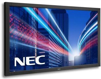 NEC Monitor MultiSync LCD V652 65'' czarny, bez podstawki
