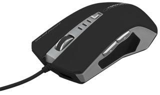 Esperanza Przewodowa Mysz DRAGON EM122K USB| 800/1600/2400 DPI |6D|Optyczna