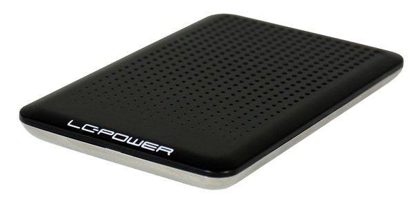Revoltec OBUDOWA 2,5' LC-PRO-25BU USB 2.0 SATA ULTRASLIM BLACK ET