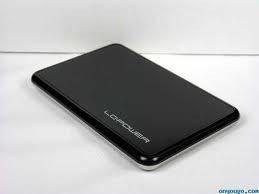 Revoltec OBUDOWA 2,5 LC-PRO-25BUB USB 2.0 SATA ULTRASLIM BLACK