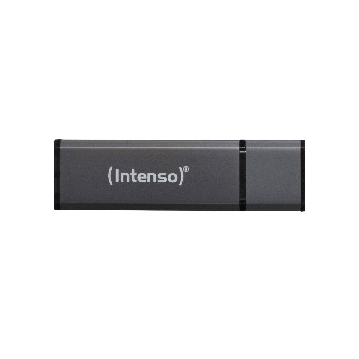 Intenso pamięć USB ALU LINE ANTHRACITE 16GB