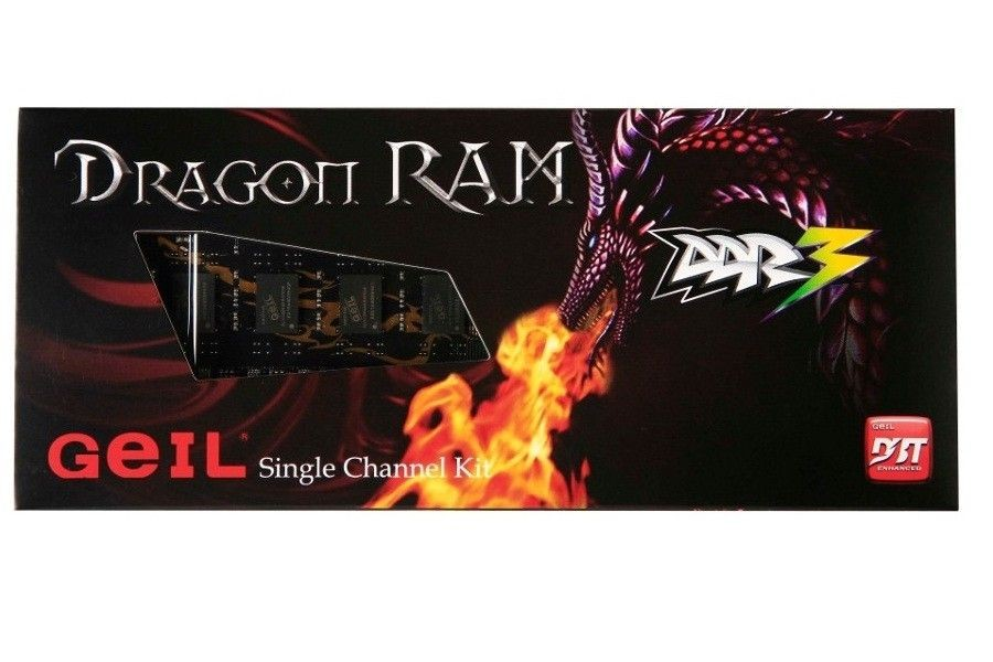 Geil DDR3 Black Dragon 8GB/1600 CL11-11-11-28