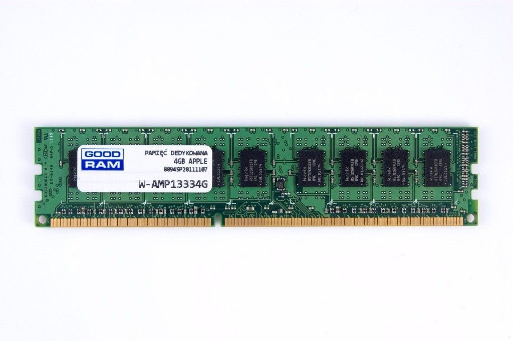 GoodRam DDR3 4GB/1333 for APPLE (Mac Pro) ECC