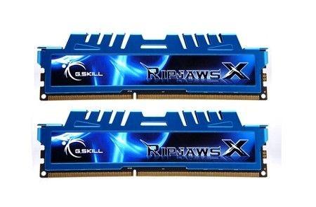 GSkill DDR3 8GB (2x4GB) RipjawsX 1600MHz CL7 XMP