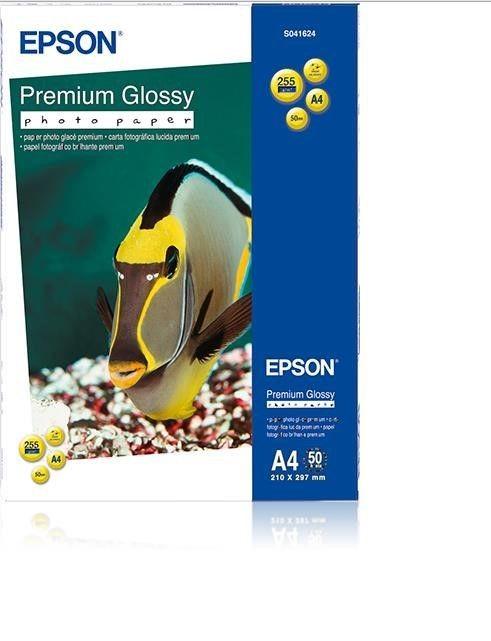 Epson photopaper glossy premium A4 50sh