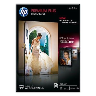HP Papier HP Photo Premium Plus