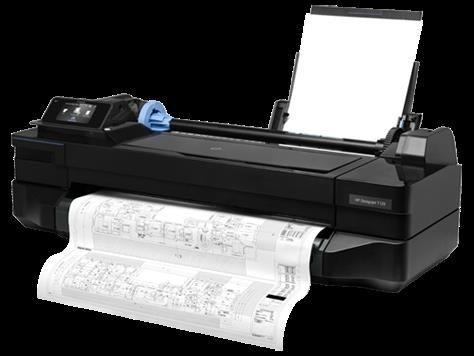 HP Designjet T120 A1/70S EPRINT&SHARE