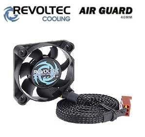 Revoltec wentylator ''AirGuard'', 40x40x10mm