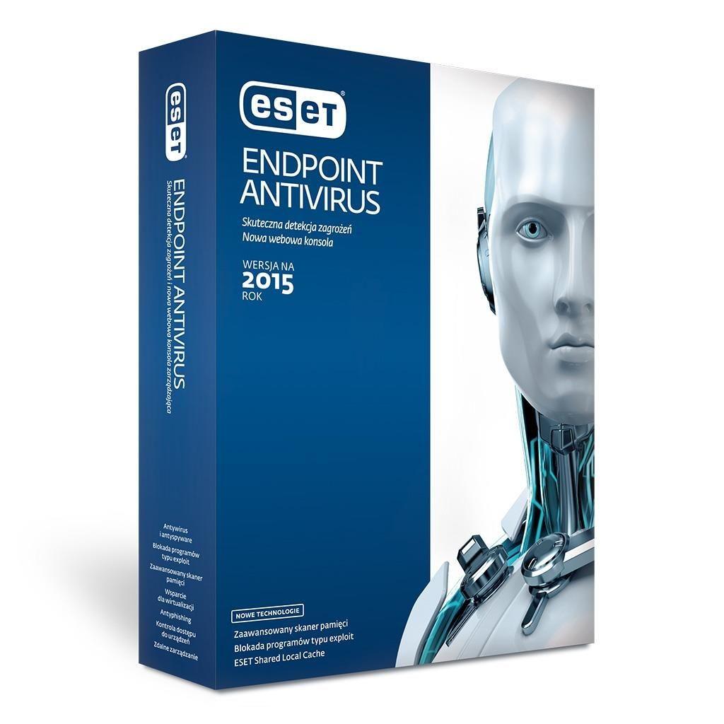 Eset Endpoint Antivirus NOD32 Client 10U - 3Lata przedłużenie