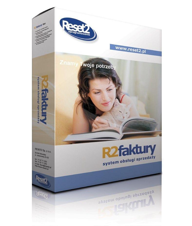 Reset2 R2faktury Standard (1firma/1st)