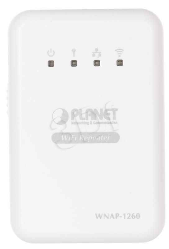 Planet WNAP-1260 Router/Repeater/AP WiFI N300 2T2R