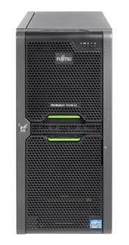 Fujitsu TX140 S1p/1x Intel Xeon E3-1220 v2/2x4GB DDR3 1600 ub d ECC, max 32GB/0,1,10 SATA, inne opcja/2x 500GB SATA, NoHotPlug (Business Critical 72k, 6G)/ Max 4 szt 3,5 SATA/SAS HotPlug/2x1Gb + 1Gb IRMC/DVD-RW/1x hot-plug 94% (CSCI PLATINUM 450W)/standar
