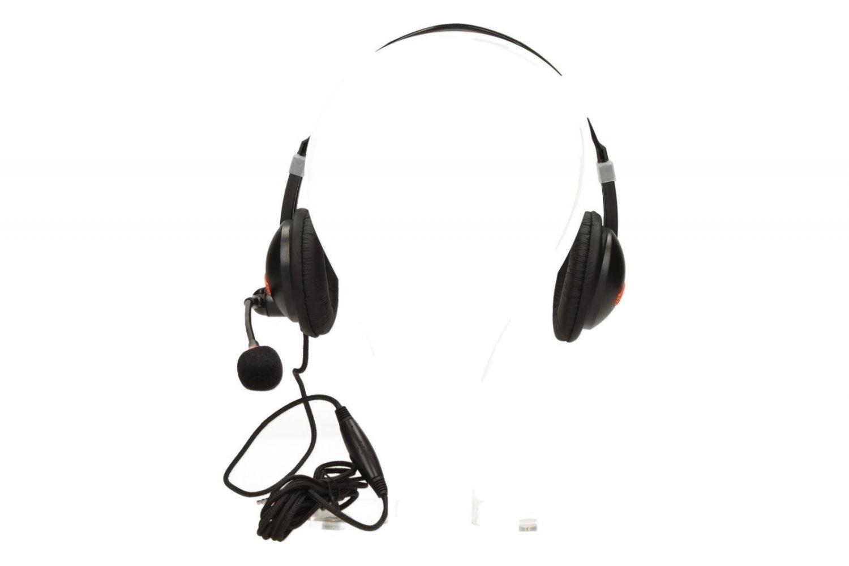 NATEC Słuchawki DRONE + mikrofon, 2 x Mini Jack 3,5 mm