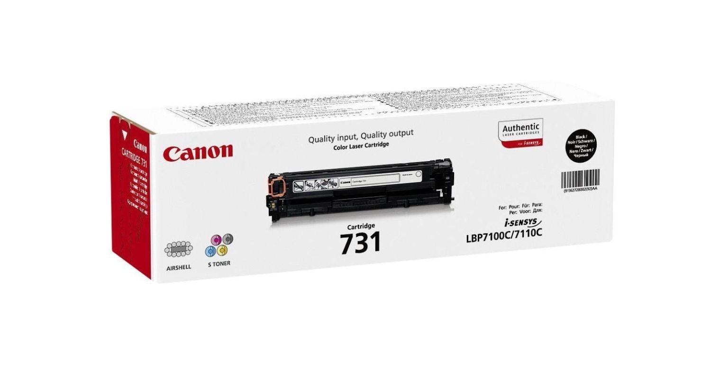 Canon Toner 731 BK | i-SENSYS LBP7100/LBP7110