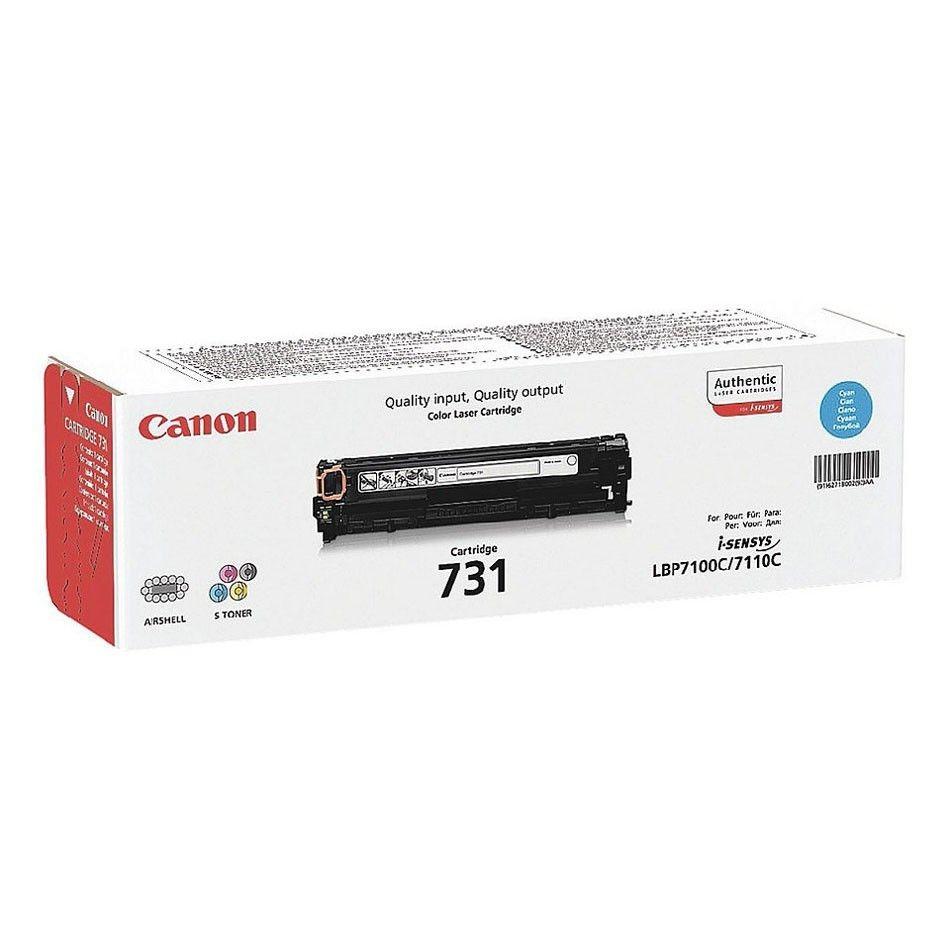Canon Toner 731 C | i-SENSYS LBP7100/LBP7110
