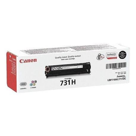 Canon Toner 731H BK | i-SENSYS LBP7100/LBP7110