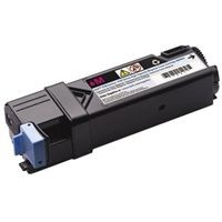 Dell 2150cn/cdn & 2155cn/cdn High Capacity Magenta Toner - Kit | 2500 str.