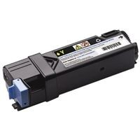 Dell 2150cn/cdn & 2155cn/cdn High Capacity Yellow Toner - Kit | 2500 str.