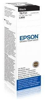 Epson Wkład T6731 Czarny C13T67314A10