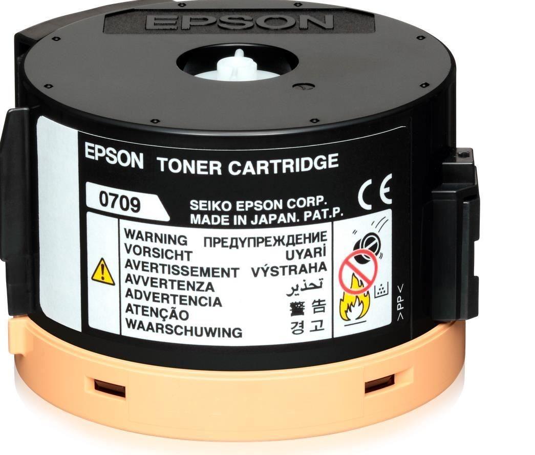 Epson Toner black | 2500 str | WorkForce AL-M200DN/M200DW//MX200DNF/MX200DWF
