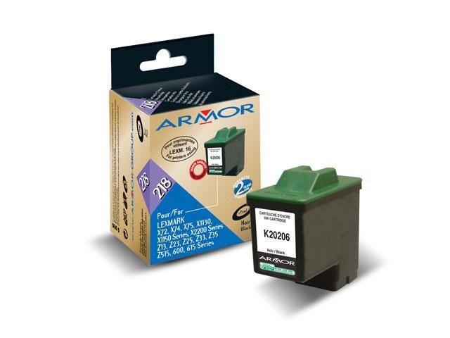 Armor cartridge pro Lexmark X4850, X7675 Black, 19,5ml, (18Y0144E)