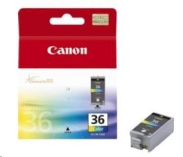 Canon Wkład atramentowy CLI-36 Colour Ink Value Twin Pack
