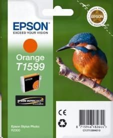 Epson Tusz T1599 Orange | 17ml | Stylus Photo R2000