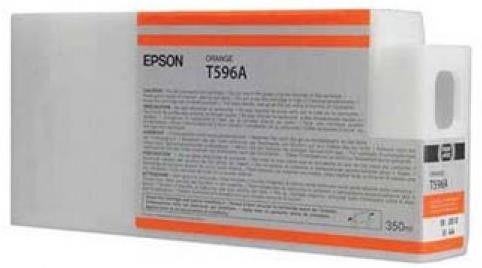 Epson Tusz T596A Orange | 350 ml | Stylus Pro 7900/9900