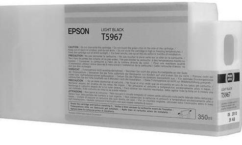 Epson Tusz T5967 Light Black | 350 ml | Stylus Pro 7700/7890/7900/9700/9890/9900