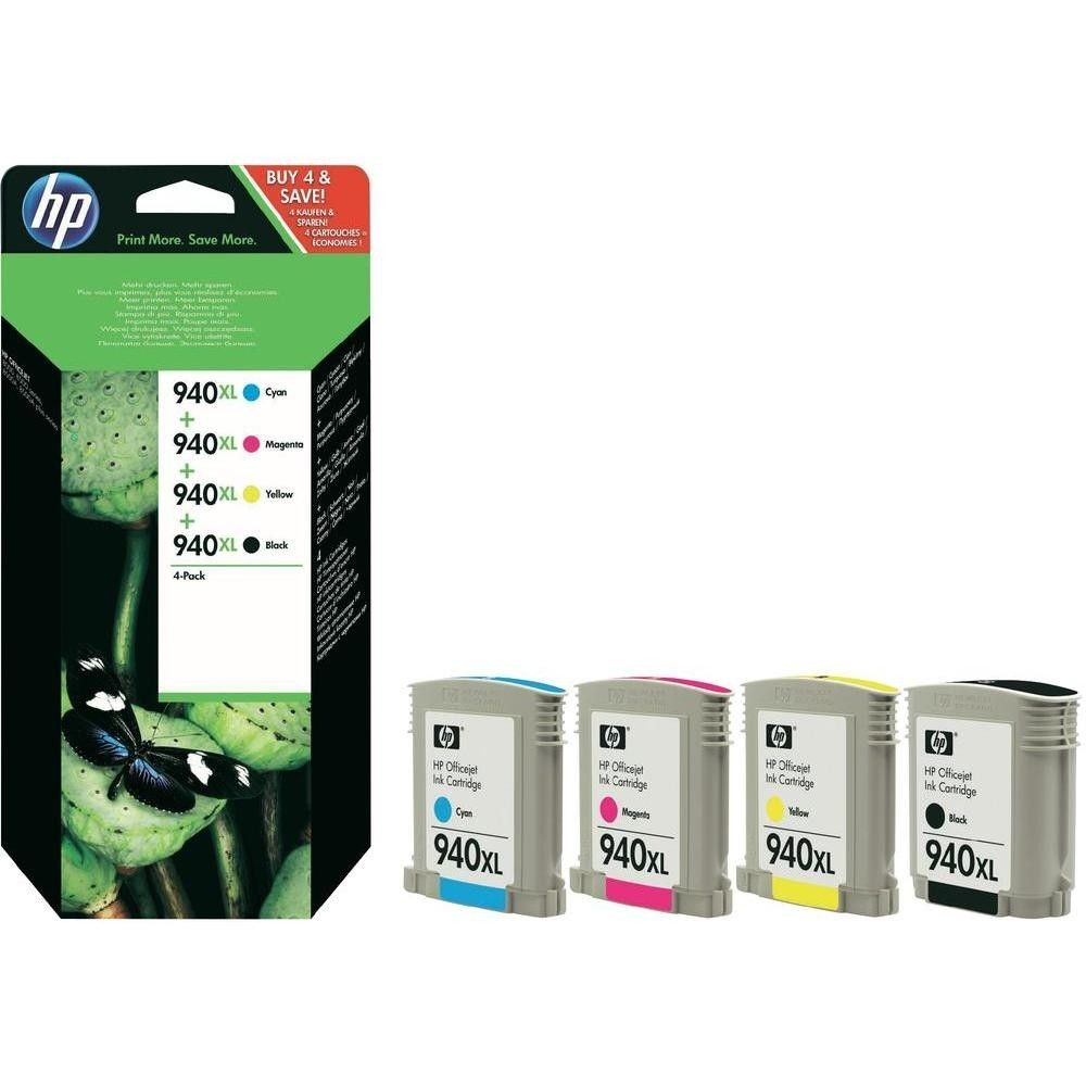 HP Zestaw HP 940XL Combo Pack CMYK | OfficeJet