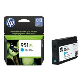 HP Tusz HP 951XL cyan | Officejet