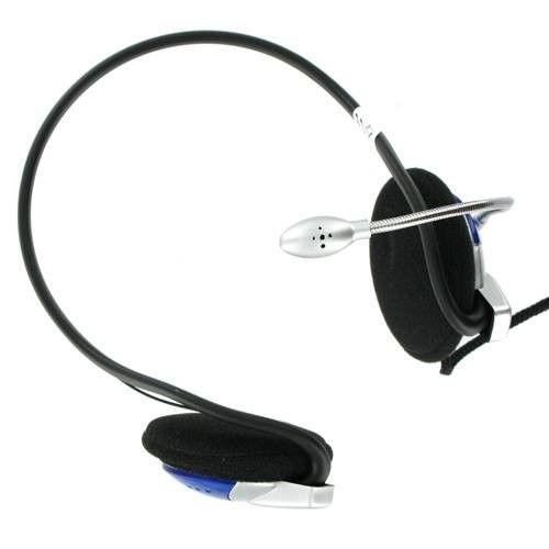 4World słuchawki z mikrofonem potyliczne