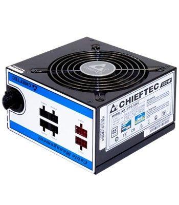 Chieftec zasilacz ATX serii A-80 - CTG-550C, 550W retail