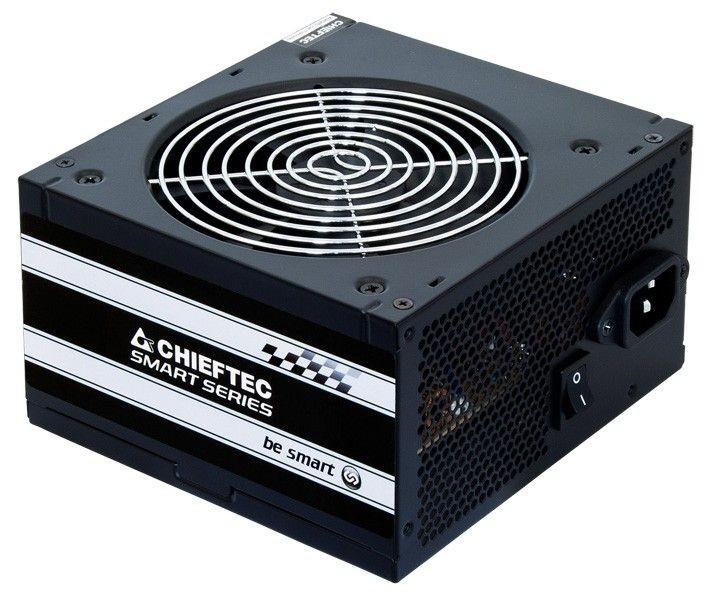 Chieftec zasilacz ATX serii SMART - GPS-400A8, 400W box