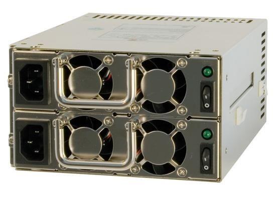 Chieftec zasilacz ATX/Intel Dual Xeon redundantny MRG-5800V, 800W (2x800W)