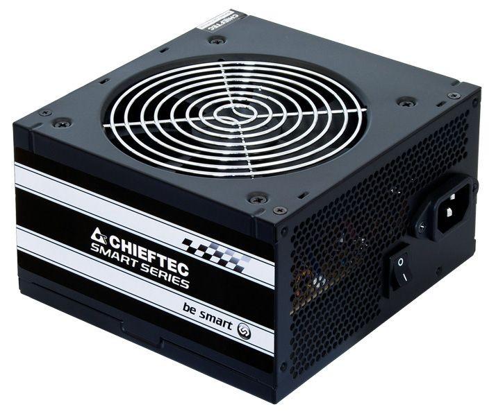 Chieftec zasilacz ATX serii SMART - GPS-700A8, 700W box