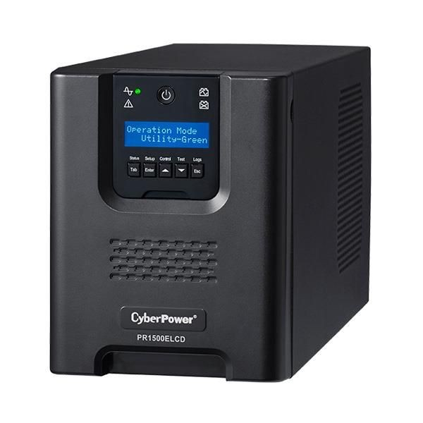 CyberPower Cyber Power UPS PR1500ELCD 1350W Tower (IEC C13)