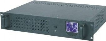 Gembird UPS Line-In 1500VA RACK 19'' 3.4U, 4xIEC 230V OUT,IEC14 IN,RJ11,USB, LCD