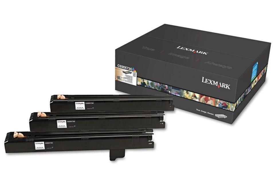 Lexmark Bębny światłoczułe CMY | 40000str | C935 / X940e / X945e