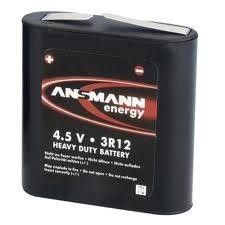 Ansmann Bateria płaska 3R12 4,5V