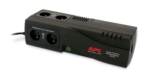 APC SurgeArrest + Battery Backup 325VA, FR/PL