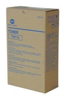 Konica Minolta Toner TN-114 | 11000 str | Black | 2 butelki 162/210/163/211