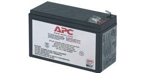 APC wymienny moduł bateryjny RBC40, 12V-7Ah