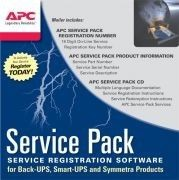 APC Service Pack 1 Year Extended Warranty - Phisical Delivery - SP-04