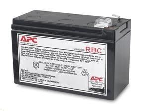 APC Bateria Replacement Battery Cartridge #110