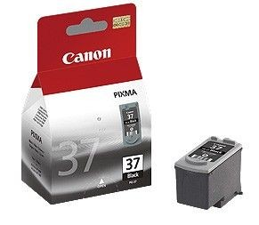 Canon Wkład atramentowy Black Ink Cartridge PG-37 BL EUR w/Sec